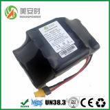 18650 paquetes eléctricos de la batería de litio del paquete de la batería del patín del ion de Samsung Li para Hoverboard
