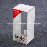 책임 포장을%s 디자인 Foldabale 공상 애완 동물 플라스틱 정사각형 상자