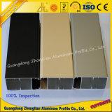 Neue Produkt-Aluminiumstrangpresßling-Profil mit Matt-Elektrophorese