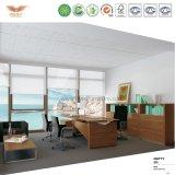 Стол офиса стола нового офиса типа самомоднейшего 0Nисполнительный с l возвращением формы (CLEVER-MD22)