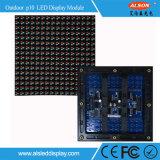 Quadro de avisos do diodo emissor de luz do anúncio ao ar livre de cor cheia de brilho elevado HD P10