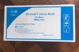 Rullo di cotone dentale a gettare assorbente con approvazione della FDA del Ce