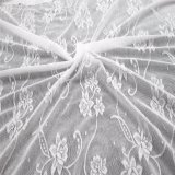 Tafetinhos de estilo francês Wholsale Textile Tulle Fabric Lace