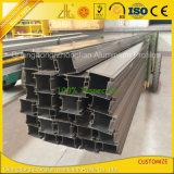Perfil de alumínio da extrusão de China para o alumínio da divisória do escritório