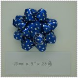 Atacado Gift PP Ribbon Mini Christmas Star Bow