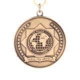 賞のバッジおよび謝肉祭の円形浮彫りのトロフィおよび勇気メダル