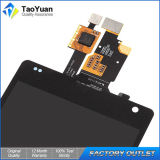 Handy LCD für Bildschirm-Bildschirmanzeige Fahrwerk-Optimus G E975 LCD