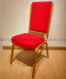Al por mayor barato usado empilando la silla del banquete de la boda de la conferencia del restaurante de Pasillo del hotel