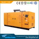 Generador de potencia de generación diesel de los sonidos de la prueba de los generadores eléctricos insonoros de Genset