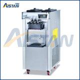 Bql838t machine de crême glacée de yaourt de haute performance d'acier inoxydable de 3 groupes de matériel d'hôtel