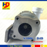 Turbocharger do motor S100g D4d do tamanho do OEM (04258205KZ)