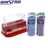 Cepillo micro dental cómodo de Azdent de cuatro colores