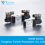Elettrovalvola a solenoide pneumatica della Cina