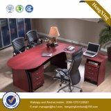 L сторона формы с столом PC книжных полок 0Nисполнительный (HX-FCD059)
