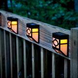 Lumière solaire imperméable à l'eau d'IP65 DEL pour le jardin