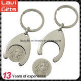 工場価格のカスタム金属の硬貨のホールダーKeychains