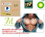 Steroides cristallins blancs sûrs et sains en poudre Cypionate de testostérone pour hommes Muscle Building