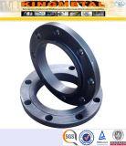 Placa-Tipo flange lisa do aço de carbono do Dn 50 A105n 150#
