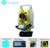Daalt Digitale Theodoliet dt-102 van het Meetinstrument van de precisie met Laser sterk