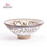 Porcelana  Copo de chá chinês da porcelana do esmalte de Tianmu feito em Dehua
