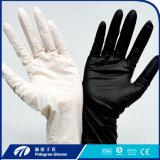 Wegwerfnitril-Prüfung-Handschuhe mit blauer Farbe (NGBL-PFM 3.5)