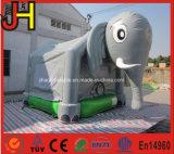 大きい象の膨脹可能な警備員象の弾力がある家