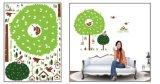 De groeiende Decoratie van de Zaal van de Kinderen van de Sticker van de Muur van de Boom