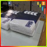 La impresión ligera de interior más barata de la muestra de la tarjeta de la espuma del PVC del Kt
