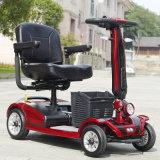 Faltbarer Batterie-Mobilitäts-Roller für behinderte Leute Dl24800-3 mit Cer-Bescheinigung