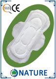 serviette hygiénique de 240mm Diposable avec l'absorptivité superbe
