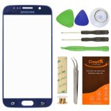 Pebble Blue Planting Lens of Perfect Quality para Samsung S6
