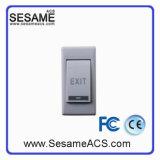 Plastique aucun bouton de sortie de logo de Bell de porte de COM (SB1TD)