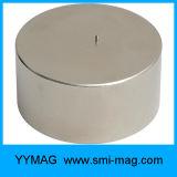 صنع وفقا لطلب الزّبون دائم أسطوانة صغيرة أسطوانة نيوديميوم مغنطيس لأنّ عمليّة بيع