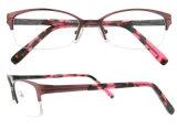 Vetri dell'occhio del Mens della Cina di vetro di disegno dell'Italia del telaio dell'ottica di modo nuovi