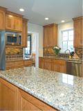 De Amerikaanse Ontwerpen van de Keukenkast van de Stijl Moderne