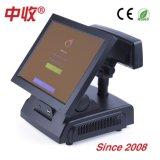 12 terminal de la posición System/POS de la pantalla táctil de la pulgada/caja registradora