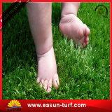 Декоративная поддельный дешевая искусственная циновка дерновины ковра травы