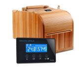 Pannello di controllo della stanza di vapore di sauna dell'affissione a cristalli liquidi con il temporizzatore