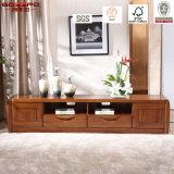 Module rustique moderne du stand de la noix TV de meubles/TV (GSP13-013)