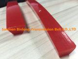 Übertragungs-Polyurethan-V-Gürtel/runde Riemenpentagon-Riemen-siebeneckige Riemen