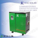 격자 10000W 태양 에너지 변환장치 떨어져 10kw 저주파