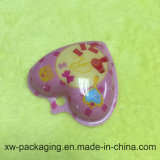 Heart-Shaped напечатанный причудливый поднос волдыря PP пластичный твердый