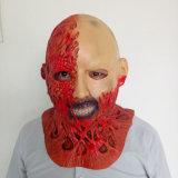 Heiße verkaufenhalloween-Großverkauf-Maskerade-Latex-Schablonen