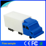 Promocional Gift Custom PVC Truck Shape USB Flash Drive