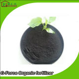 Retardar a liberação e a qualidade de incandescência preta do ácido Humic da esfera