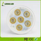Heißer Scheinwerfer des Verkaufs-GU10 6W Dimmable LED mit Cer RoHS