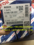 Komatsu Bosch inyector de combustible PC200-8 / 210/220 / S6d107 excavadora motor