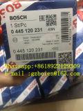 Injector de combustível Komatsu Bosch PC200-8 / 210/220 / S6d107 Motor escavador