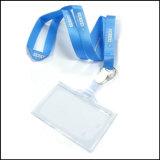 Талрепы владельца карточки названия фирмы Nylon с пластичным зажимом бульдога