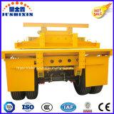 40 Fuß 3axles Plattform-Behälter-Ladung-LKW-/Tractor-halb Schlussteil-